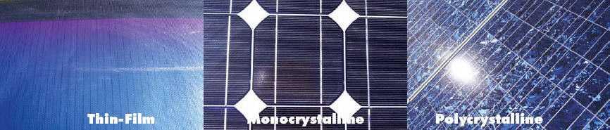 tipo células solares