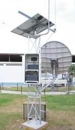 paneles solares en telecomunicaciones