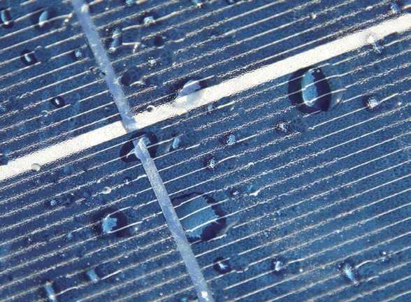 Wash Solar Modules