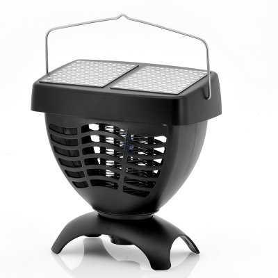 Solar Powered UV Mosquito zika
